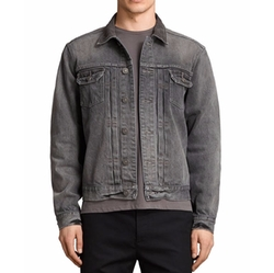 Galion Denim Jacket by All Saints in Shadowhunters