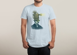 The Projectionist Shirt by Threadless in The Flash