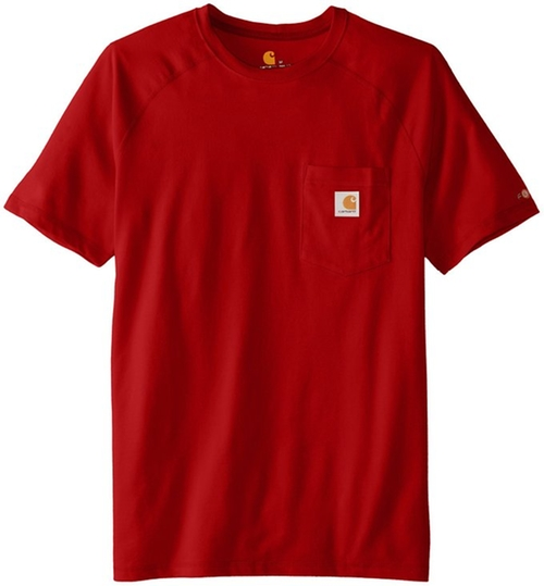 Force Cotton T-Shirt by Carhartt in The 33
