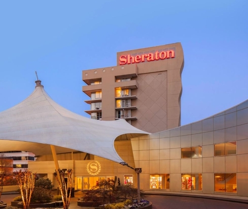 Sheraton Atlanta Hotel Atlanta, Georgia in Captive