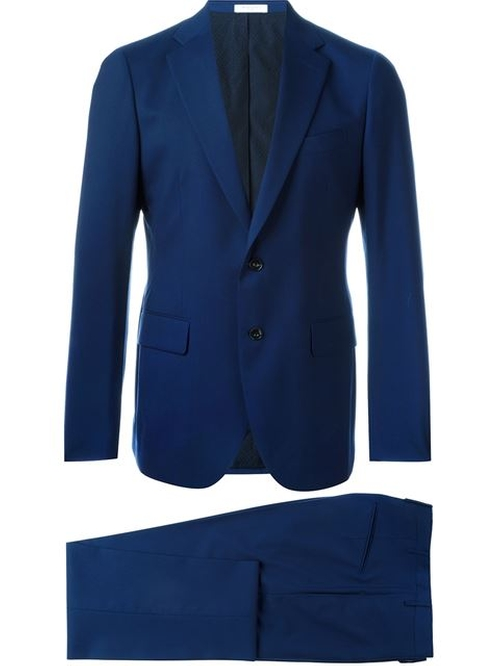 Two Piece Suit by Boglioli in Vinyl - Season 1 Episode 1
