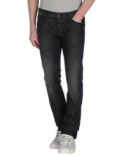 Faded Effect Denim Pants by Emporio Armani in Ant-Man