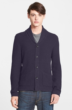 Standard Issue Avery Shawl Collar Cardigan by Rag & Bone in The Big Short