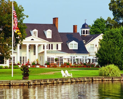 Inn At Perry Cabin St Michaels Maryland In Wedding Crashers