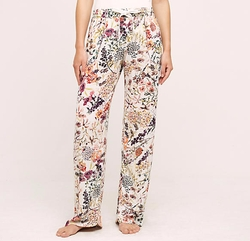 Marche Aux Fleurs Sleep Pants by Eloise in Arrow