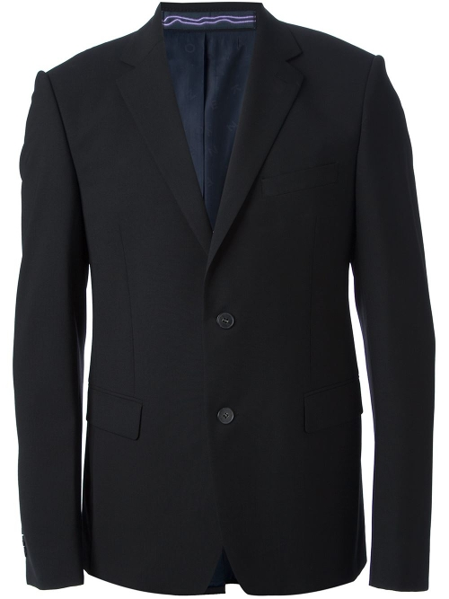 Formal Two Piece Suit by Kenzo in A Most Violent Year