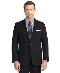 Fitzgerald Fit Two-Button Suit by Brooks Brothers in Scandal