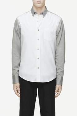 Yokohama Shirt by Rag & Bone in Master of None
