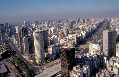 Buenos Aires Argentina in Focus
