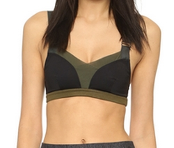 Military Stripe B Bra by VPL in Quantico