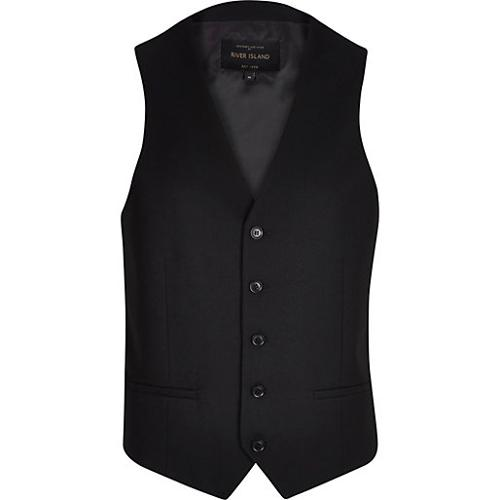 Single Breasted Vest by River Island in Unbroken