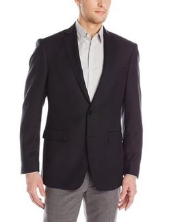 Men's Melborn 2 Button Side Vent Sport Coat by Calvin Klein in Grease