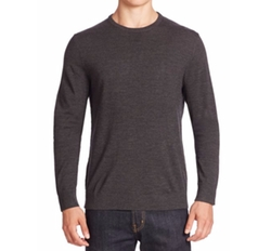 Slim-Fit Crewneck Sweater by Polo Ralph Lauren in Quantico