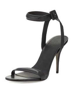 Antonia Leather Sandals by Alexander Wang in Keeping Up With The Kardashians