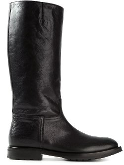 Marble Mid-Calf Boots by Ann Demeulemeester in John Wick