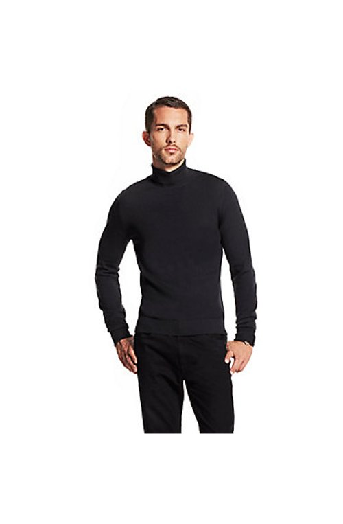 Long Sleeve Turtleneck Shirt by Vince Camuto in The Divergent Series: Insurgent