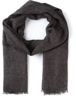 Mini Print Scarf by Paul Smith in She's Funny That Way