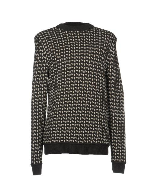 Two Pattern Sweater by Selected Homme in Anchorman 2: The Legend Continues