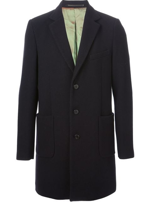 Single Breasted Coat by Dondup in Life