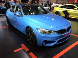 2015 F80 M3 Sedan by BMW in Mission: Impossible - Rogue Nation