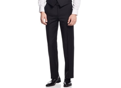 Solid Dress Pants by Lauren Ralph Lauren in The Man from U.N.C.L.E.