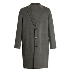 Charles Wool And Cashmere-Blend Coat by Acne Studios in Jason Bourne