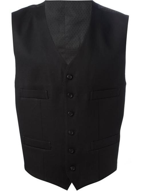 Classic Waistcoat by Dolce & Gabbana in Mortdecai