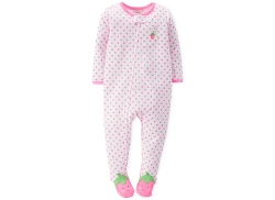 Baby Girls' Dotted Berry Pajamas by Carter in Southpaw