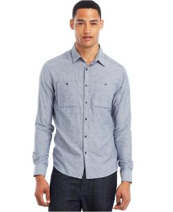 Chambray Shirt by Kenneth Cole Reaction in Neighbors