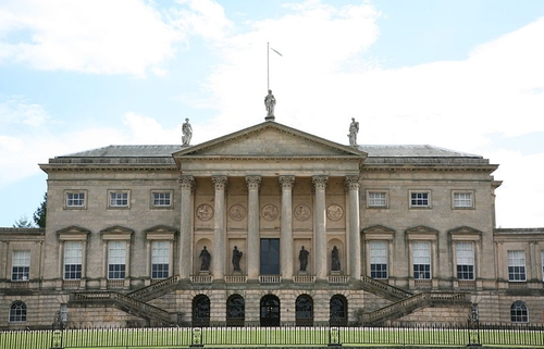 Kedleston Hall Derbyshire, England in The Legend of Tarzan