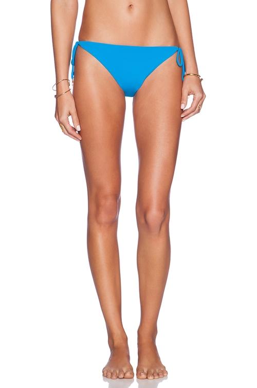 Lagoon String Bikini Bottom by Shoshanna in Spring Breakers