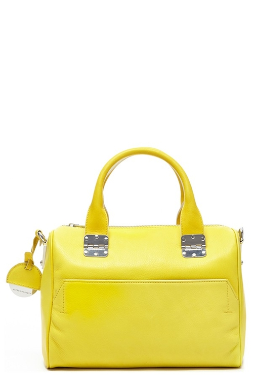 Sandrine Satchel Bag by Hayden-Harnett in Scream Queens