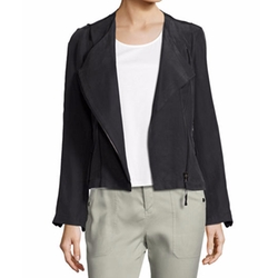 Go Biker Silk Jacket by Go by Go Silk in The Blacklist