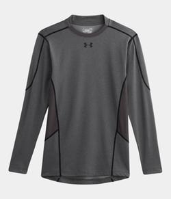 Evo Compression Hybrid Mock Shirt by Under Armour in Point Break