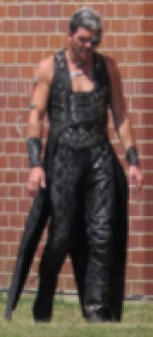 Custom Made Falque Costume (Falque) by Kym Barrett (Costume Designer) in Jupiter Ascending