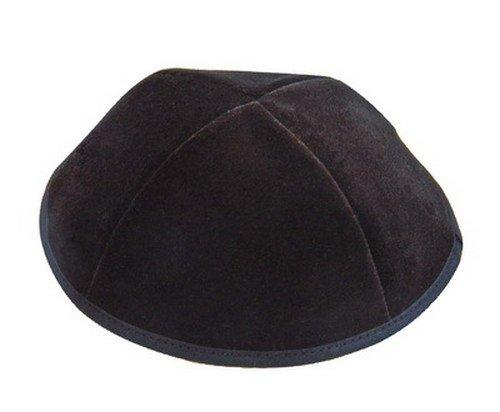 Black Velvet Yarmulke Kippah by Isradeal in Wish I Was Here