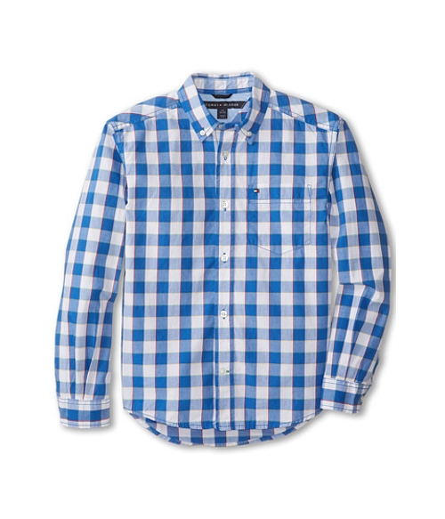 Paxton Plaid Shirt by Tommy Hilfiger Kids in Sinister 2