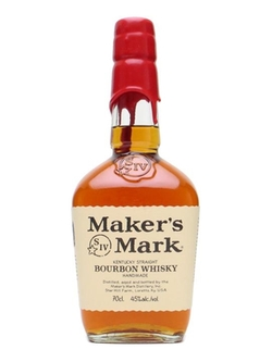 Kentucky Straight Bourbon Whiskey by Maker's Mark in Jessica Jones