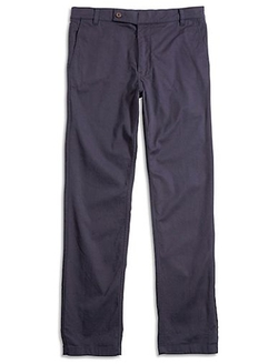 Cotton Twill Chino Pants by Brooklyn Tailors in Modern Family