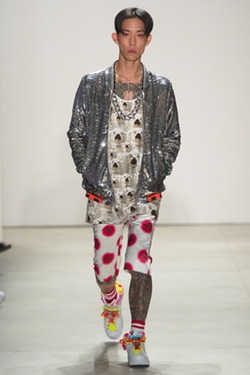 SS 2016 Collection Sequin Jacket by Libertine in Empire