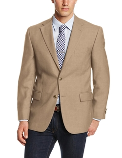 Hopsack Blazer by Dockers in Secret in Their Eyes