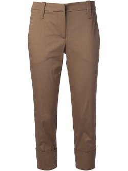 Cropped Trouser by Brunello Cucinelli in That Awkward Moment