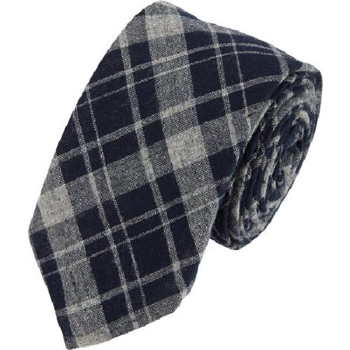 Large Plaid Tie by ALEXANDER OLCH in Million Dollar Arm