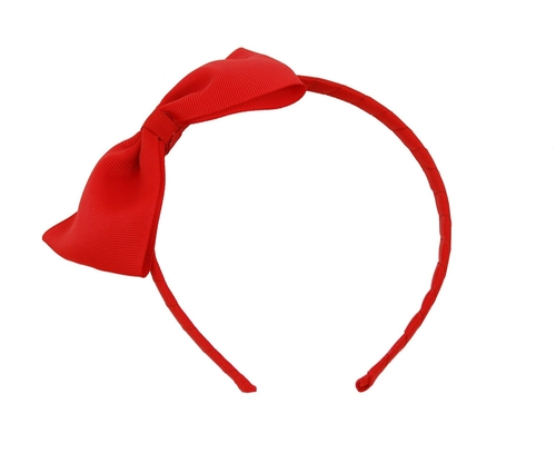Ribbon Bow Headband by Greatlookz in Pretty Little Liars - Season 6 Episode 10