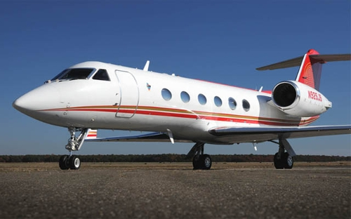 IVSP Private Plane by Gulfstream in Self/Less