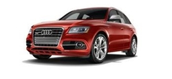 SQ5 SUV by Audi in Ballers