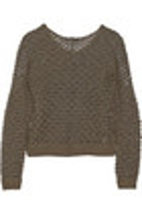 Kylo Open Knit Sweater by Theyskens' Theory in Project Almanac