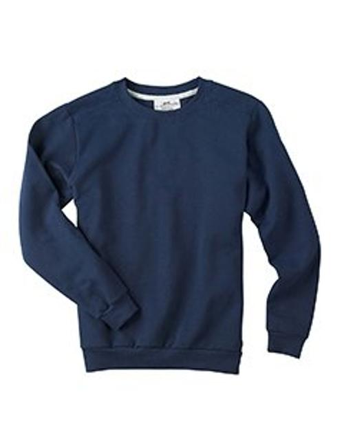 Ringspun Crewneck Sweatshirt by Anvil in Wish I Was Here