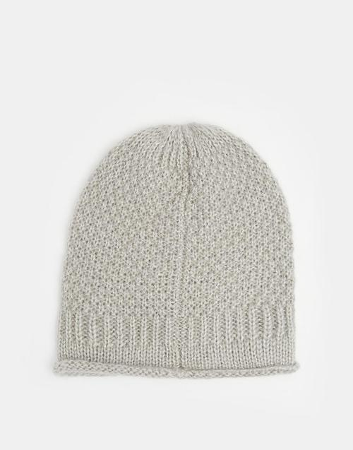 Wool Mohair Roll Beanie by ASOS in If I Stay
