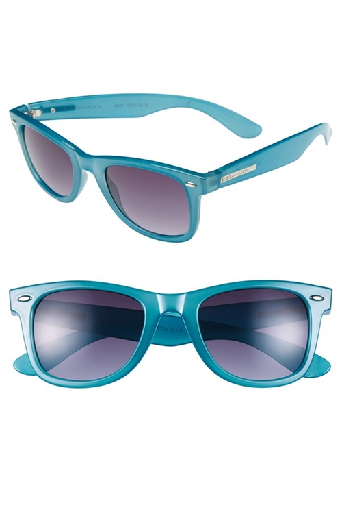 Retro Sunglasses by BCBGMAXAZRIA in Jem and the Holograms